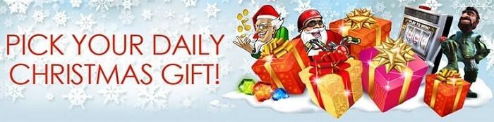 Christmas Calendars Casino Bonuses
