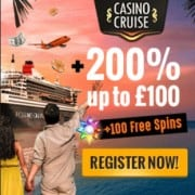 Cruise Casino free spins