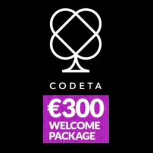 Codeta Casino - closed. Check other deals here :)