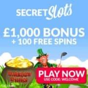 Secret Slots Casino free spins