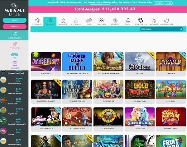 Miami Casino Review