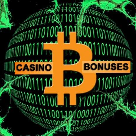 bitcoin casino free spin