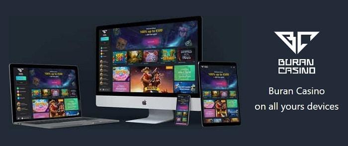 Buran Mobile Gaming