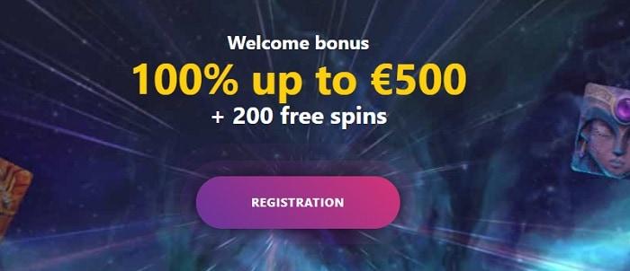 Buran 100% bonus