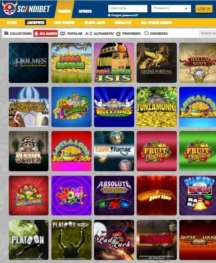 Scandi Bet Casino Review