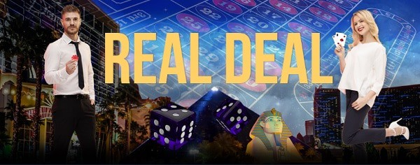 Dream Vegas Live Casino