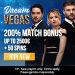 Is Dream Vegas Casino legit? Full Review & Rating 9,4/10!