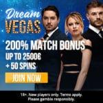 Is Dream Vegas Casino legit? Full Review & Rating 9,4/10!