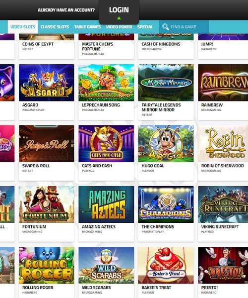 Lucky Dino Casino free spins bonus