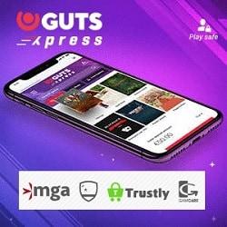 Guts Bank ID via Trustly