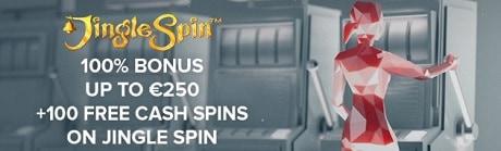Legolas.bet 100 free spins