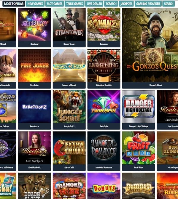Jony Jackpot Casino Online Review