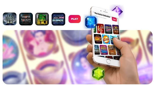 Spin Casino free spins games