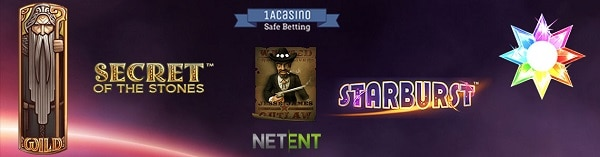 1A Casino games and slot machines