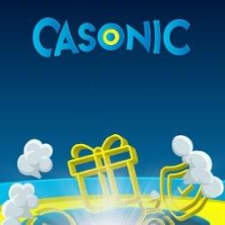 Casonic.com (no account casino) €50 free bonus for Finnish players