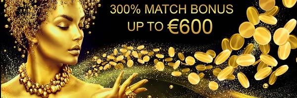 Midaur.com 300% bonus