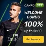 CampoBet (Casino & Sports) 200 gratis spins + €500 free bonus