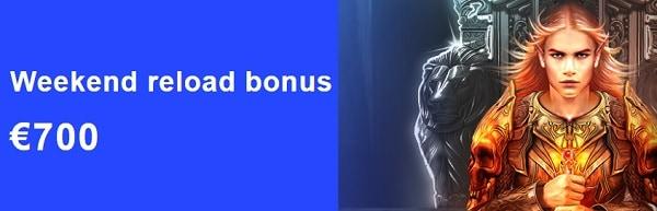 LibraBet 700 EUR welcome bonus