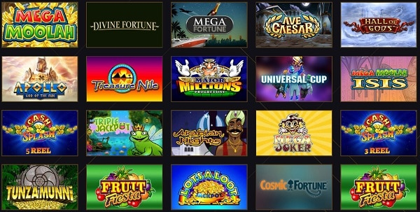 21 Casino online and mobile games to play for free