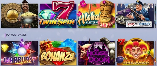 Casiplay Casino video slots, live dealer, poker, jackpots, scratchcards