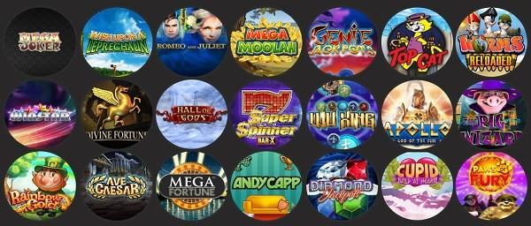 Jackpot Village games online