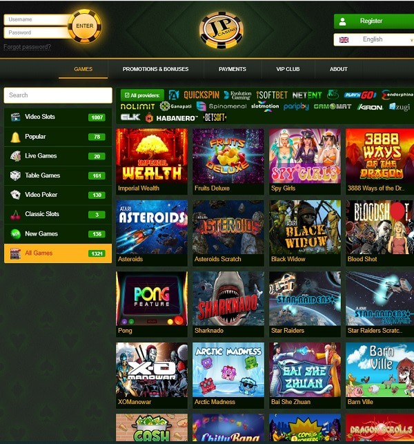Online Casino Review 9.5/10.