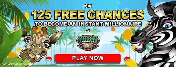 Mega Moolah free spins bonus on 1st deposit