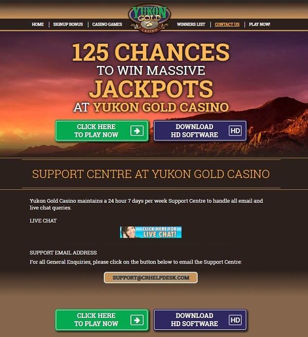 Final Review, Rating and Recommendation to play at YukonGold
