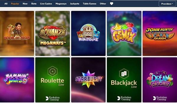 Scatters.com online casino