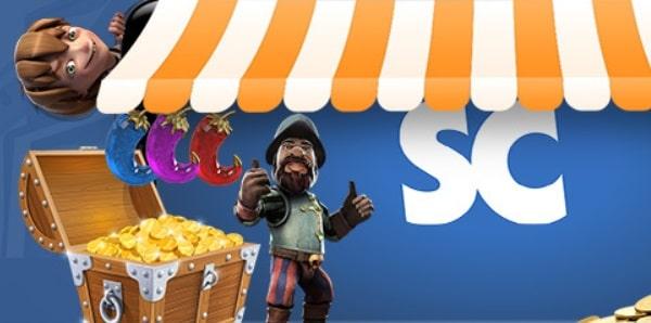 Scatters.com loyalty rewards