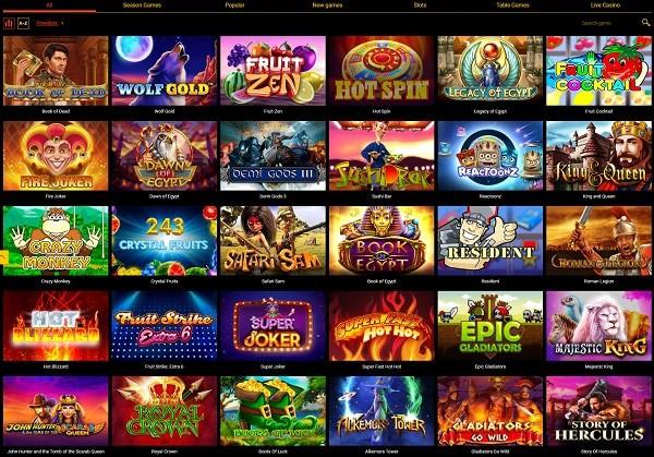 Spinamba Casino 25 free spins bonus without deposit