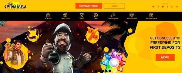 Best welcome bonus to online casino!