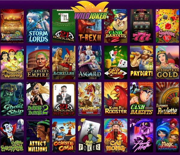 Wild Joker Casino - the best Pokies in Australia and New Zealand!