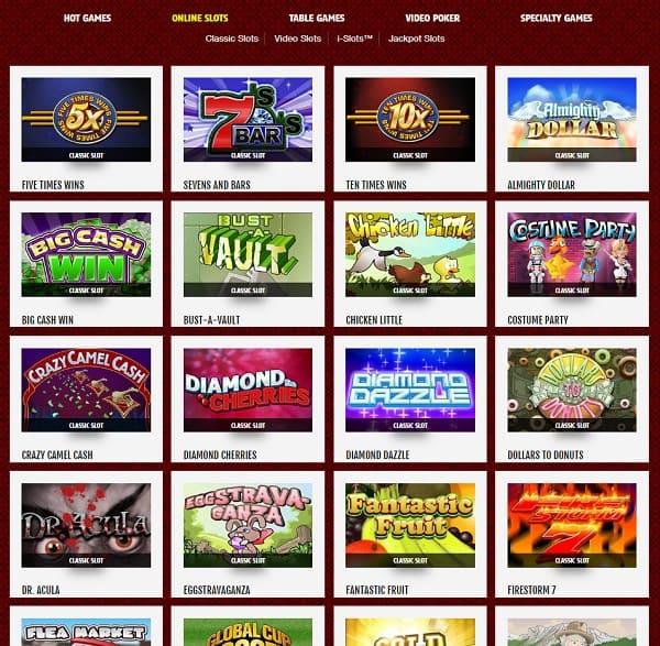 Cocoa Casino Rival Games