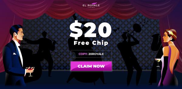 $20 Free Cash Bonus