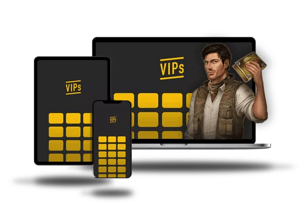 VIPS Casino Games