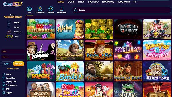 Casino360.com Online Slots