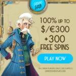 Casino Lab 300 gratis spins and €1500 free cash bonus
