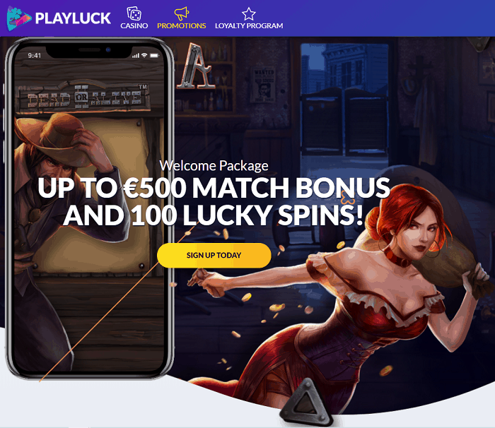 Play Luck Review