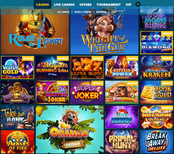 VIPSpel Online Casino Review