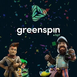 Click and Register at GreenSpin.Bet