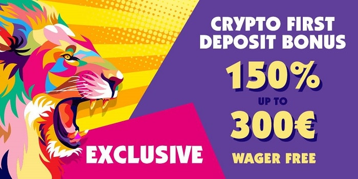Haz Exclusive Bonus and 300 Free Spins