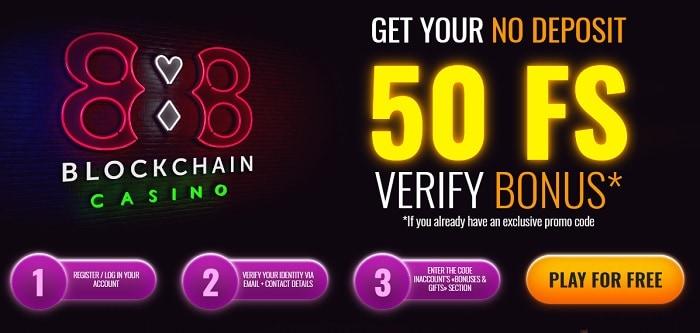 50 bonus free spins promo code