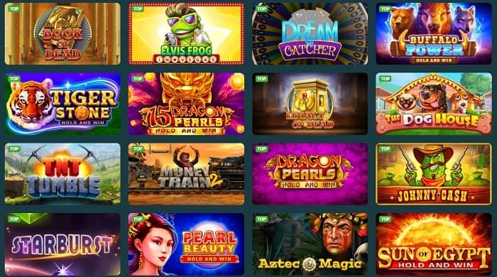 Play free slot machines!
