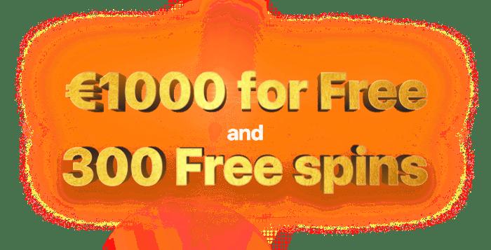 Praise Casino High Roller Bonus