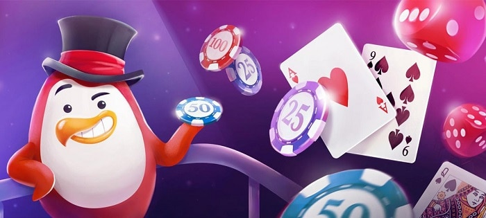 Red Pingwin Casino Games