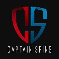 Captain Spins Casino free spins bonus promotion