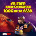 Lucky Bull Casino Review €5 no deposit bonus and free spins