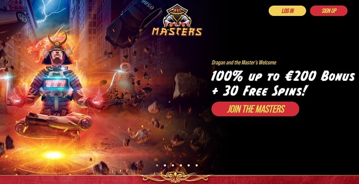 200 EUR and 30 free spins
