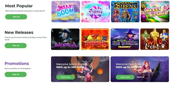 Lilibet Games